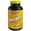 Love Buffs - Chewable Buffered Vitamin C - 60 Count Bottle (60 Servings) & 90 Count Bottle (90 Servings) - Natures Plus