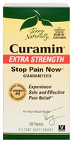Curamin Extra Strength - 120 tablets - Europharma - Terry Naturally