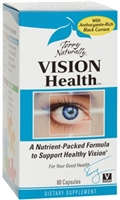 Vision Health 60 capsules EuroPharma Terry Naturally 367703144067
