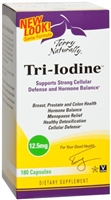 Tri-Iodine 12.5 Mg 180 ct capsules Terry Naturally 367703182908
