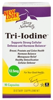 Tri-Iodine 12.5 Mg 90 Capsules Terry Naturally 367703182991
