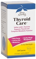 Thyroid Care 120 ct capsules - Europharma - Terry Naturally 367703255022
