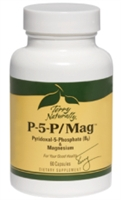 P-5-P/mag 120 ct capsules - Europharma - Terry Naturally 367703261023