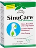 Sinucare 60 Count Softgels Europharma Terry Naturally