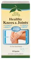 Healthy Knees & Joints 60 ct Count Capsules Terry Naturally EUROPHARMA 367703341060