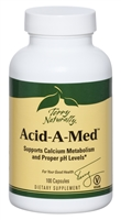 Acid-A-Med 100 Count Capsules - Europharma - Terry Naturally