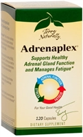 Adrenaplex 120 Capsules Terry Naturally EUROPHARMA