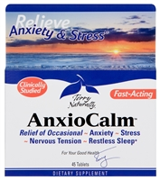 AnxioCalm - Terry Naturally - 45 tablets - EuroPharma 367703410049