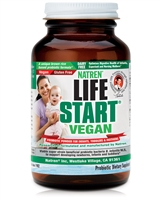 Life Start Vegan - (1.25oz Powder) - Natren