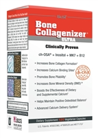BioSil Bone Collagenizer Ultra - 120 Capsules - Natural Factors