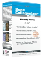BioSil  Bone Collagenizer Classic - 60 Capsules - Natural Factors