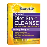 Targeted Diet Start Cleanse - 1 Kit - Renew Life