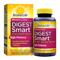 Digest Smart Women's Care - 45 Vegetable Capsules - Renew Life
