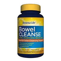 Bowel Cleanse - 150 Vegetable Capsules - Renew Life