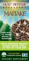Maitake - 120 Vegetarian Capsules - Host Defense