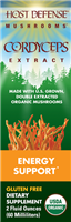 Cordyceps Extract - 1 fl oz - Host Defense