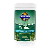 Perfect Food Original Super Green Formula Powder - 10.58 oz (300g) - Garden of Life