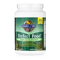 Perfect Food Super Green Formula More Greens per Serving Powder - 21.16 oz (600g) - Garden of Life