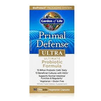 Primal Defense ULTRA Probiotic Formula - 90 Vegetarian Capsules: 658010112352