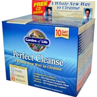 Perfect Cleanse - 10-Day Kit - Garden of Life