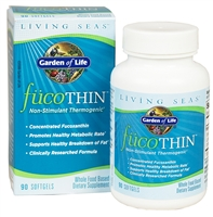 FucoThin - 90 softgels - Garden of Life