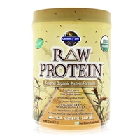 RAW Protein Organic Powder Original - 22 oz (622g) - Garden of Life - 658010114158
