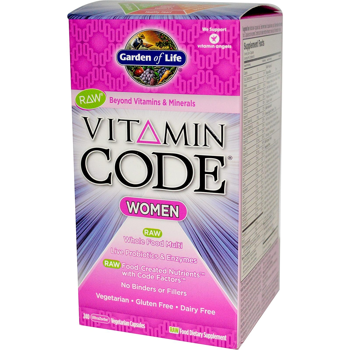 capsules s vegetarian code life garden multi of mens vitamin men by