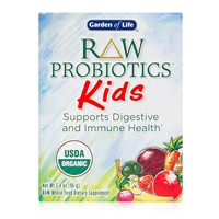 RAW Probiotics Kids Digestive Powder - 3.4 oz (96g) - 658010115698