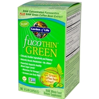 FucoThin Green - 90 Capsules - Garden of Life