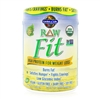 RAW Fit - 451g Powder - Garden of Life