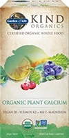 My Kind Organics Plant Calcium - 180 tablets - Garden of Life