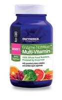 Enzyme Nutrition Women's Multi-Vitamin 60 cap - Enzymedica