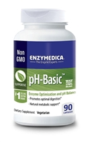 Ph-Basic 120 caps Enzymedica - Enzyme Optimization and pH Balance