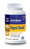 Digest Basic 30 Count Capsules Enzymedica 670480290507