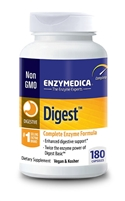 Digest Complete Enzyme 90 Count Capsules - Enzymedica