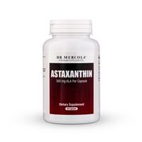 Astaxanthin (90 per bottle): 90 Day Supply | Dr Mercola