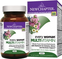 New Chapter Every Woman Multivitamin - 72 Tablets