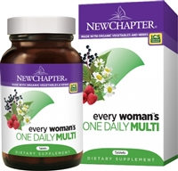 Every Womans One Daily Multivitamin - 48 Tablets - New Chapter