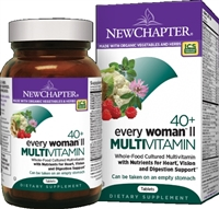 Every Woman II Multivitamin - 48 Tablets - New Chapter