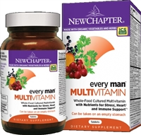 New Chapter Every Man Multivitamin - 72 Tablets