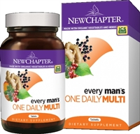 Every Man's One Daily Multivitamin - 48 Tablets - New Chapter