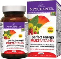 Perfect Energy Multivitamin - 36 Tablets - New Chapter