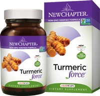 New Chapter Turmeric Force - 30 Liquid VCapsules