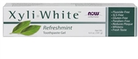 Xyliwhite  Refreshmint Toothpaste Gel   6 4 oz   NOW