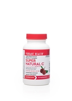 Super Natural C - 240 mg - 60 Vegetable Capsules - Vibrant Health