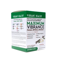 Maximum Vibrance Unflavored - 10 Packets - Vibrant Health