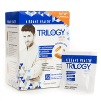 Trilogy Men Daily Supplement Power Pack - 30 Packets - Vibrant Health