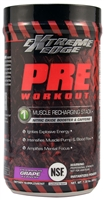 Extreme Edge Pre Workout Vigorous Grape - 1.32 lbs - Bluebonnet Nutrition