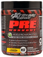 Extreme Edge Pre Workout Savage Lemon - 0.66 lbs - Bluebonnet Nutrition