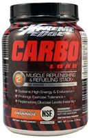 Extreme Edge Carbo Load Formula Tenacious Orange - 2.5 lbs - Bluebonnet Nutrition